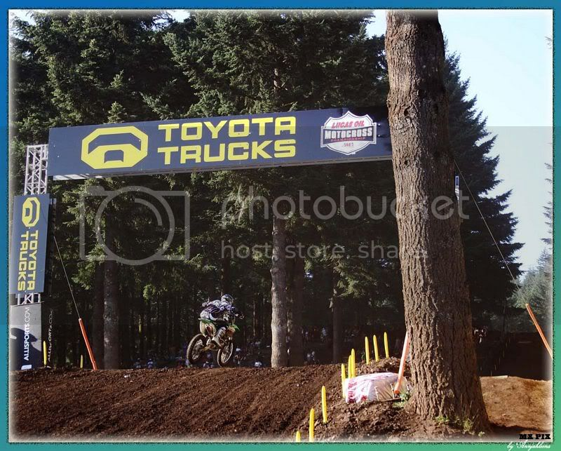 Washougal, Round 8 of the MX Nationals; My 450 Scribble - Photo 18 of 23